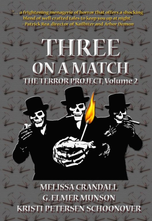 three on match cover